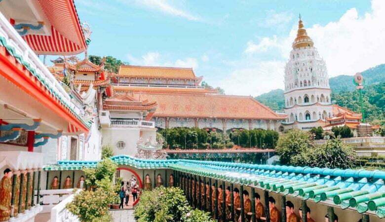 Itinerario Singapore Malesia