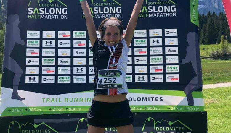Dolomite Saslong Half Marathon