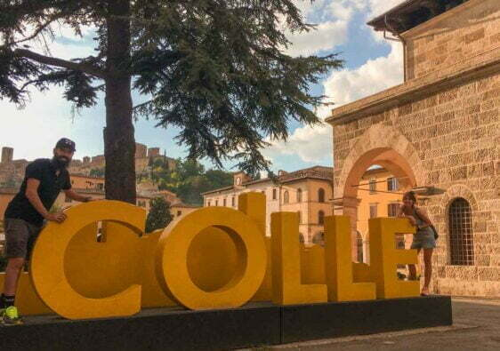 cosa vedere in val d'elsa